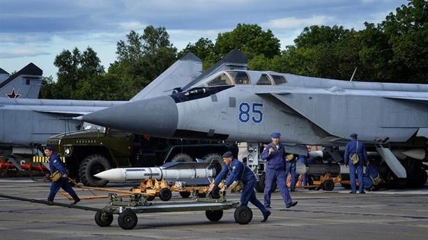 Tên lửa Nga định đoạt số phận máy bay AWACS Mỹ