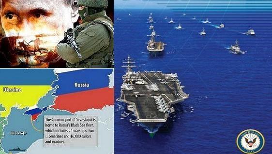 Hết hạn thuê Sevastopol, Hạm đội Biển Đen vẫn hùng cứ Crimea
