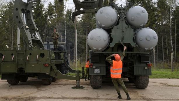 Báo Mỹ: Nga chưa thể trang bị S-500