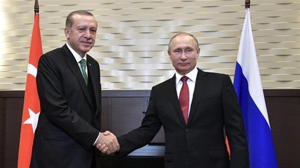 Nga chính thức bỏ trừng phạt Thổ: Người anh em trở về!