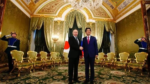 Nga - Nhật bàn về đảo tranh chấp: Khúc mắc nằm ở Mỹ