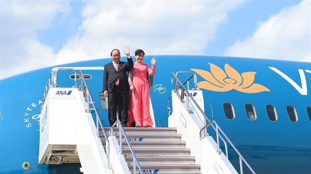 Thủ tướng: Cần học tập kinh nghiệm, tinh thần người Nhật