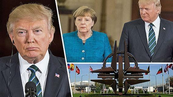 Bí ẩn sau tuyên bố: 'Lính Mỹ ở Đức là để chết'
