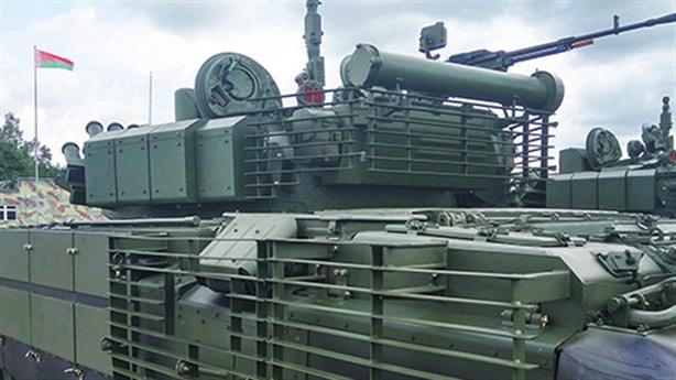Quân đội Belarus trang bị T-72B3: Đáp trả NATO?