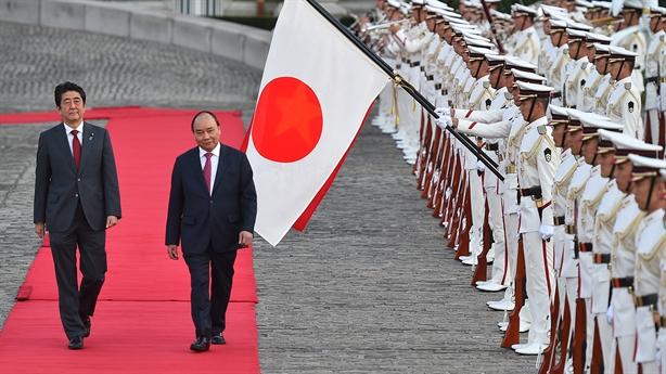 Việt Nam - Nhật Bản bàn vấn đề Biển Đông