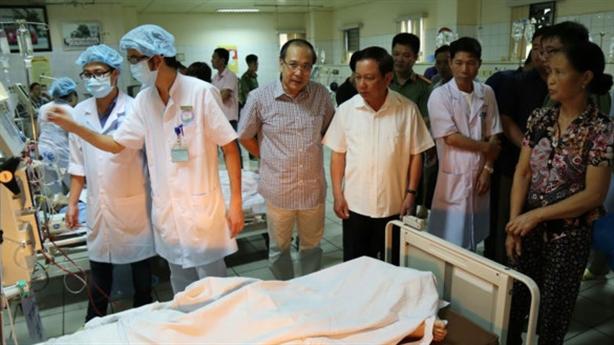 Sẽ đưa bệnh nhân ở Bạch Mai về Hòa Bình chạy thận