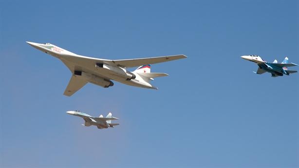 Nga dùng titan sản xuất Tu-160M2 sau khi ưu tiên Mỹ