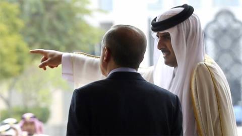 Nga làm Ả Rập tuyệt giao Qatar, Thổ kéo quân đồn trú