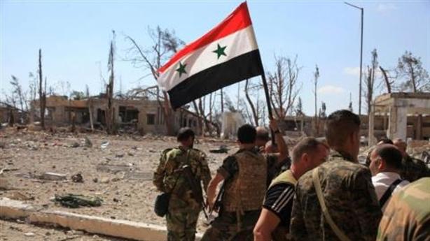 Mỹ đánh quân Assad ở vùng cấm vẫn không cứu nổi FSA