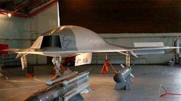 Nga sẽ trang bị UAV tấn công hạng nặng vào năm 2018
