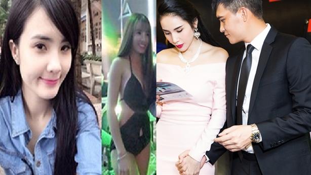 Thủy Tiên, Công Vinh vui vẻ khi em gái đang vướng scandal