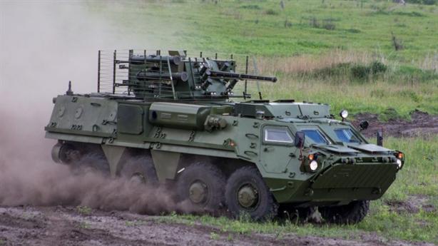Ukraine bị vỗ mặt khi bán siêu phẩm BTR-4E/M