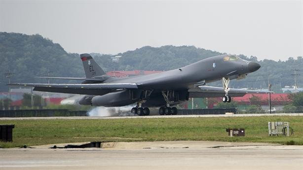 Mỹ khoe chuyến bay kéo dài kỷ lục của B-1B