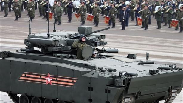 Kurganets-25 – BMP hoàn hảo của thế kỷ 21