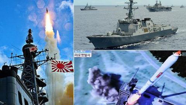 Phòng thủ Nhật Bản diệt mọi mục tiêu sau nâng cấp