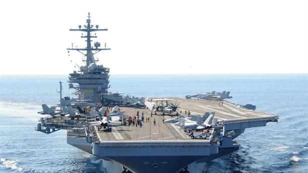 NI: Tiêu diệt tàu sân bay Mỹ chỉ với 1 tên lửa?