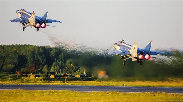 Tiêm kích thế chỗ MiG-31 là máy bay tàng hình