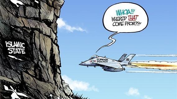 Sốc: Máy bay Mỹ 1 tuần giết 300 thường dân Syria