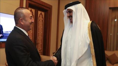 Thổ sắp bị Mỹ và đồng minh vây như Qatar?