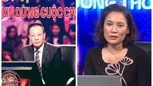 Bà Tạ Bích Loan thay ông Lại Văn Sâm làm sếp VTV3