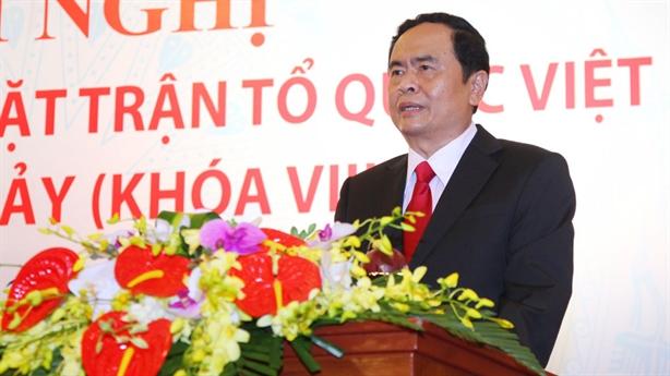 Đề xuất bầu ông Trần Thanh Mẫn vào Bộ Chính trị