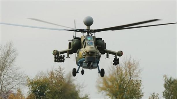 Mỹ nói gì khi Mi-28NM tham chiến tại Syria?