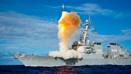 Chiến hạm Aegis Mỹ - Nhật Bản thiếu tên lửa đánh chặn?