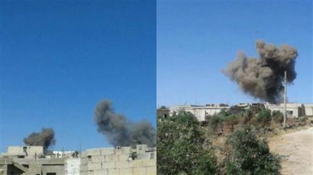 Israel không kích lần 4, quân Assad bắt kho vũ khí Israel
