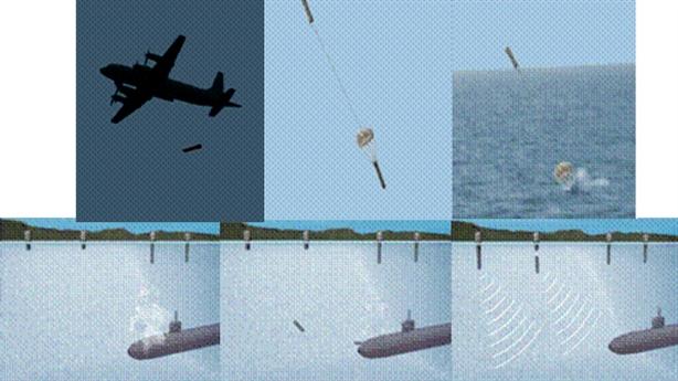 Nga trình làng vũ khí diệt tất cả tàu ngầm Mỹ