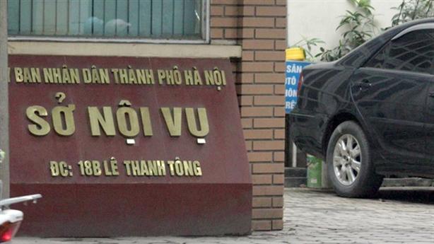 Sở Nội vụ Hà Nội có 8 PGĐ: Không do bổ nhiệm