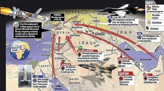 Mỹ đang tìm mọi cách triệt hạ sức mạnh không quân Syria