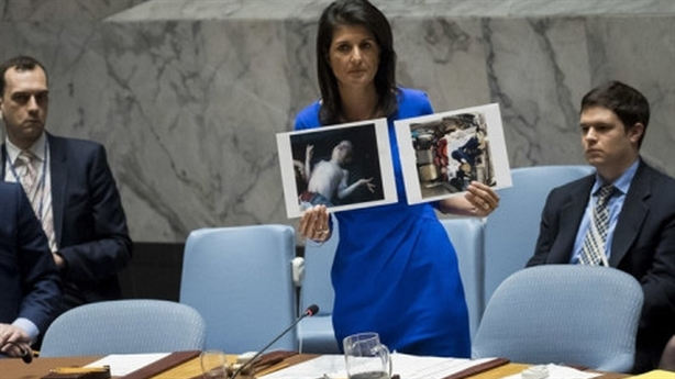 Thêm bằng chứng vũ khí hóa học, Mỹ cho Syria đòn đau