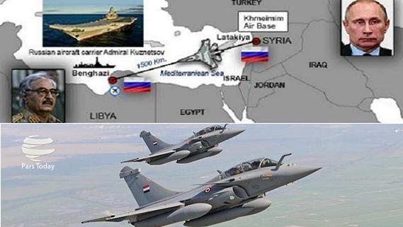 Ai Cập can thiệp quân sự vào Libya: Đằng sau là Nga?