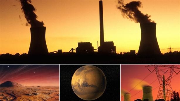 NASA dự tính xây lò phản ứng hạt nhân trên Sao Hỏa