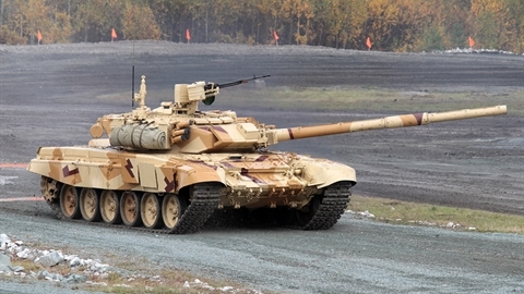 T-90S Việt Nam được lắp bộ não T-14 Armata?