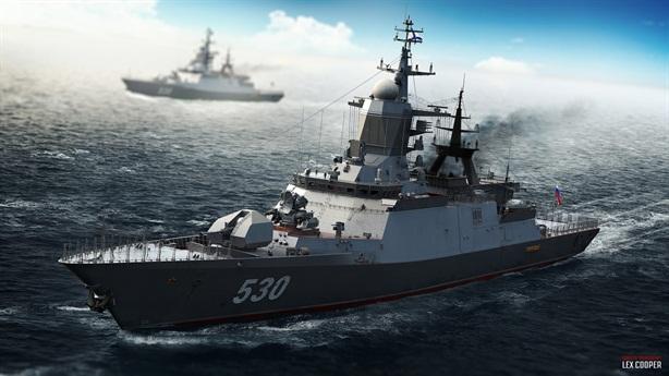 Nga thử nghiệm thành công chiến hạm do phương Tây hồi sinh