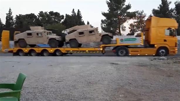 Mỹ dồn vũ khí đến Raqqa sau khi tung đòn hiểm