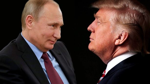 Tối nay, ông Trump - Putin quyết định số phận Assad?