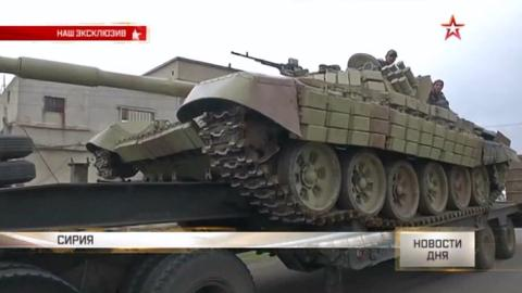 Bí mật Syria Express: Dòng chảy vũ khí khổng lồ sang Syria