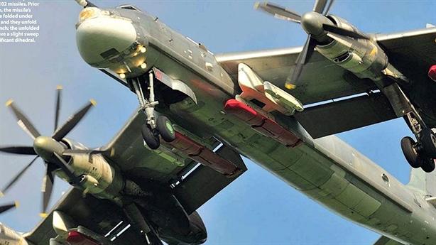 Tại sao Nga không bao giờ xuất khẩu Kh-101?
