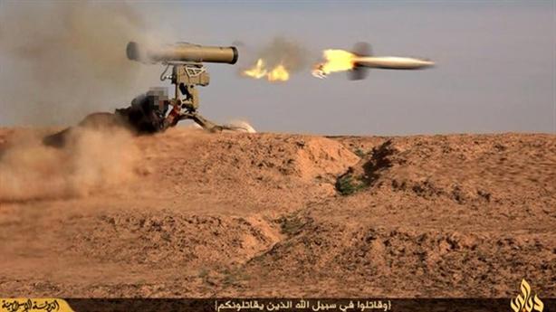 Syria dùng tên lửa không thể gây nhiễu tấn công FSA