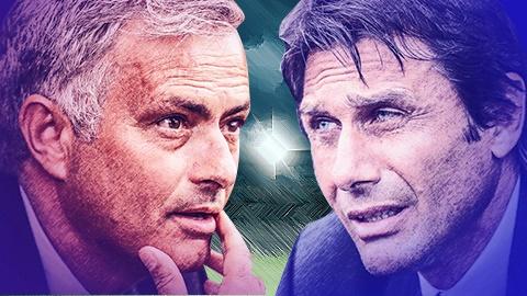 Ngoại hạng Anh: Kình địch MU và Chelsea