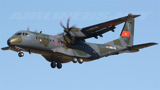 Máy bay săn ngầm C-295MPA sẵn sàng chào hàng Việt Nam