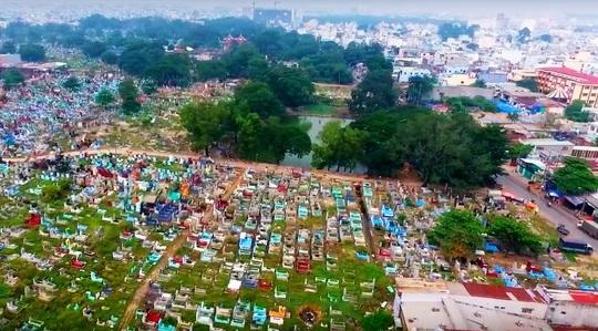 Nghĩa trang thành khu đô thị: Tránh điều tiếng