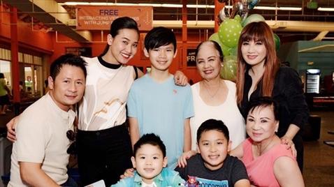 Bằng Kiều, vợ cũ và Dương Mỹ Linh phản ứng 'lạ'