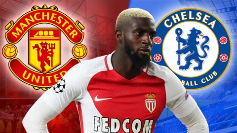 Sau vụ Lukaku, Chelsea lại mất Bakayoko vào tay MU?