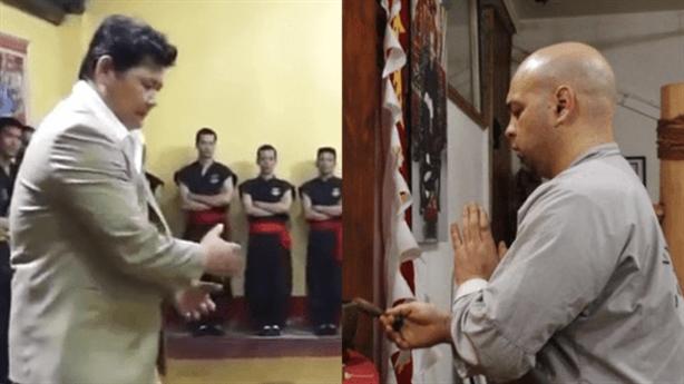 Chưởng môn Huỳnh Tuấn Kiệt đòi đấu với sư phụ của Flores