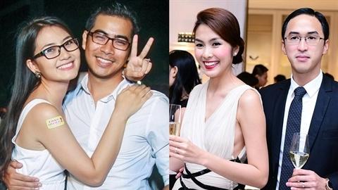 Ngọc Lan, Vy Oanh khoe chồng khác Hà Tăng thế nào?