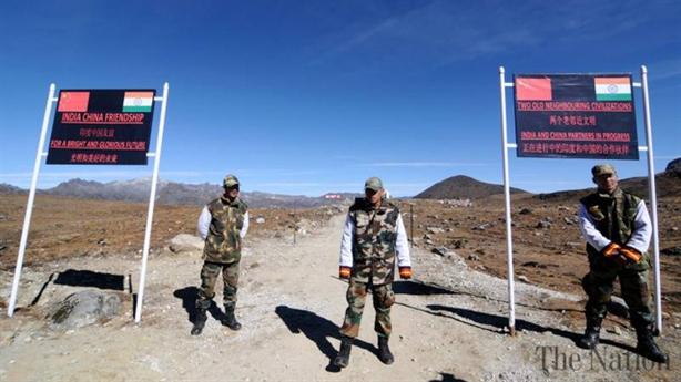 Chuyển động nóng biên giới Trung Quốc - Ấn Độ: Hai thái độ