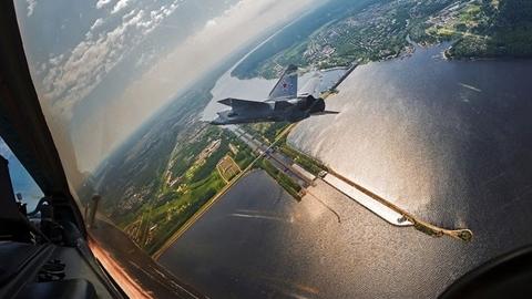 Tiêm kích MiG-31 mạnh gấp đôi F-22
